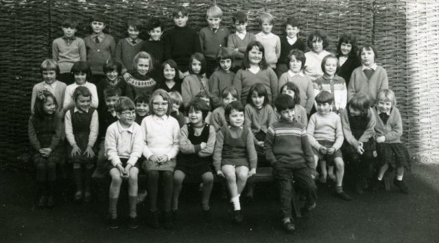 Memories of Belton School 1967