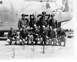 "Crew of the ""Belle of the East"""