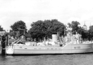 HMS Belton