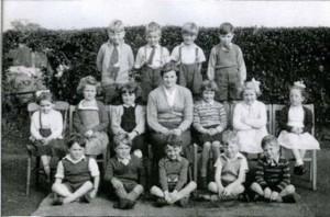 Belton school 1955 - 1957