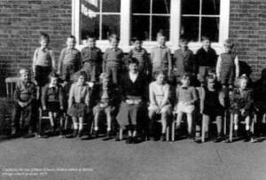 Belton school 1957