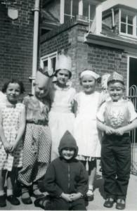 Belton school 1962