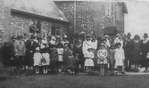 Burgh Castle school