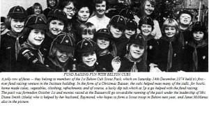 Belton Scout Troop 1974