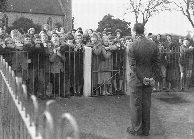 Belton School Strike 1959