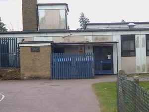 Waveney school frontage