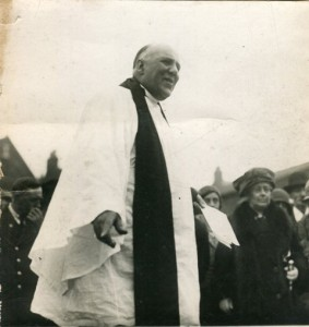 The reverent E. W. Alexander